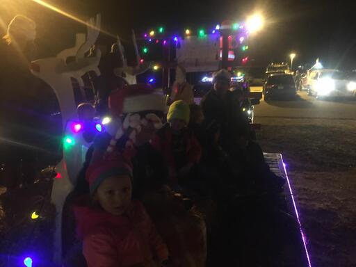 2019 Urbanna Christmas Parade