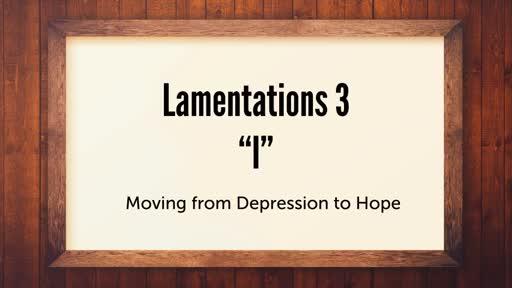 Lamentations 3