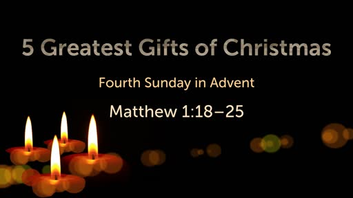 5 Greatest Gifts of Christmas