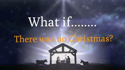 No Christmas?