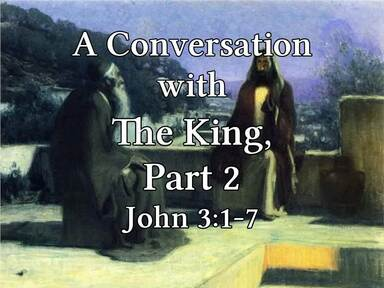 A Conversation with the King  2