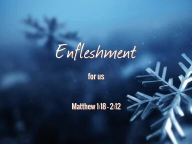 Enfleshment
