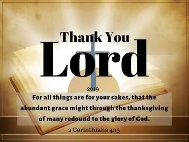 """Luke 24: 44-53  """"Thus It Behooved Him"""""""