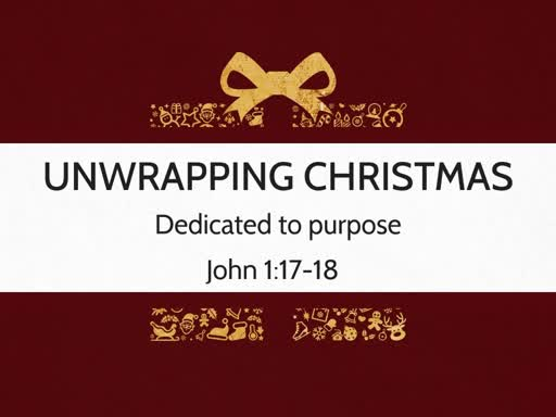 Unwrapping Christmas: Adopted by God