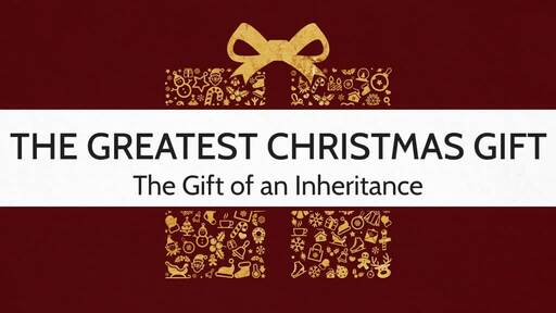 The Greatest Christmas Gifts