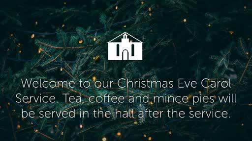 Christmas Eve Carol Service 2019