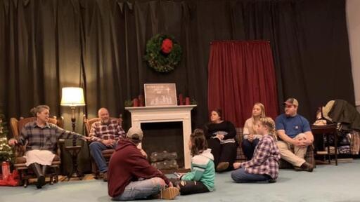 Christmas Play - Dec. 22