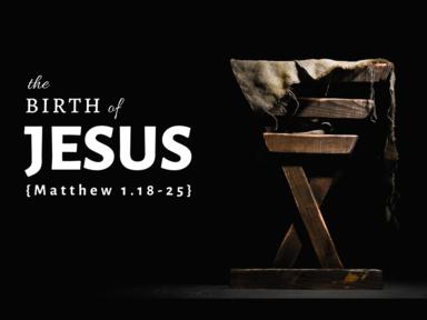 29 December | St Matt's | 10:30 HC