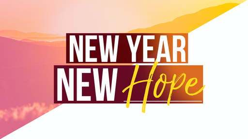 New Year New Hope