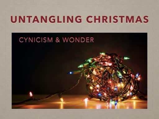 Cynicism & Wonder