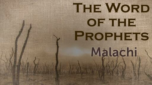 The Word of the Prophets