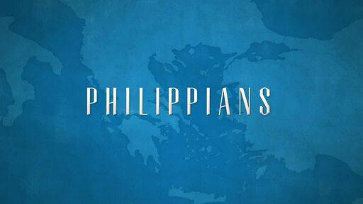 Philippians 2019