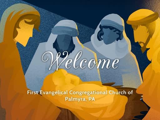 Sunday Worship Dec. 29, 2019