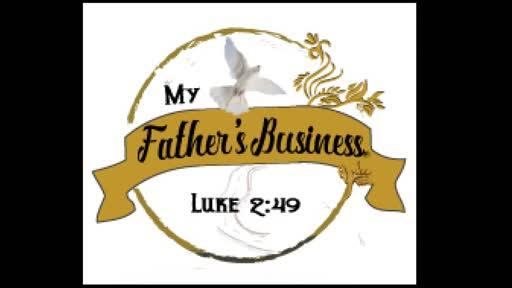 My Father's Business | Luke 2:41-52 | Royal Springer