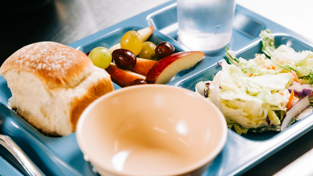 Meal Tray at the Soup Kitchen large preview