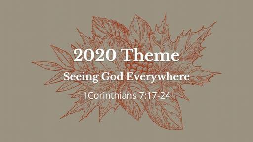See God Everywhere