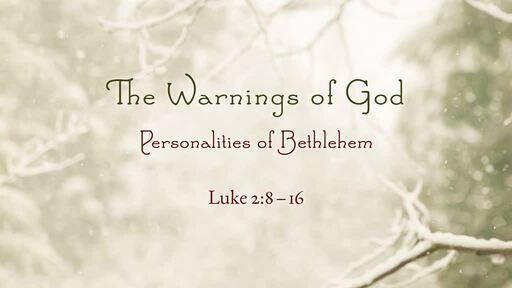 Personalities of Bethlehem