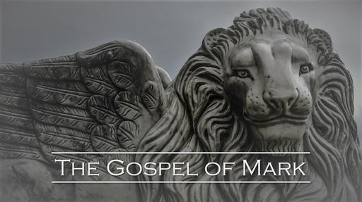 The Gospel of Mark: Mark 1:1-15 | Chris Dewar | January 5, 2020