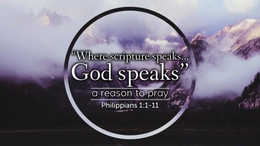 1/5/19 - A Reason to Pray