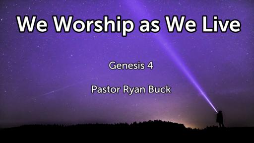 Sunday Worship FBC