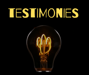 TESTIMONIES-TERRA, BRAD & ANGELA, ALONZO
