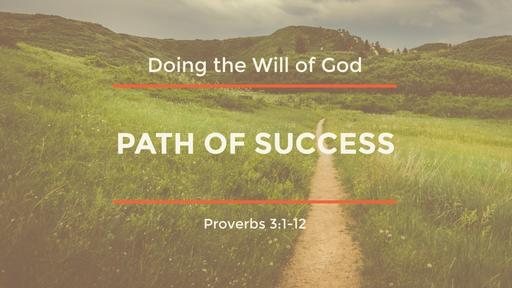 Path of Success