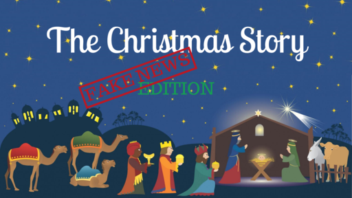 The Christmas Story: Fake News Edition