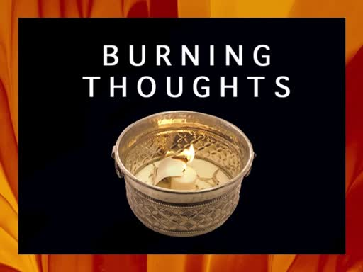 Burning Thoughts