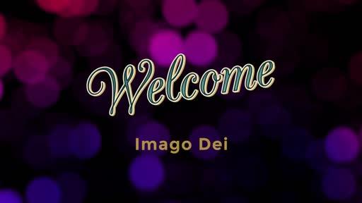 Imago Dei - In the image of God