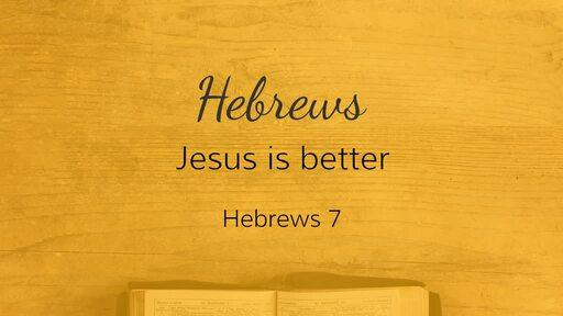 Hebrews 2020