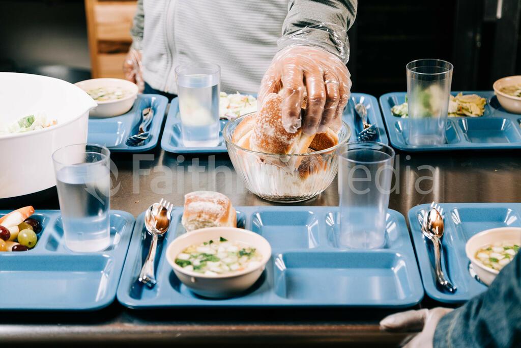 Soup Kitchen 111 preview