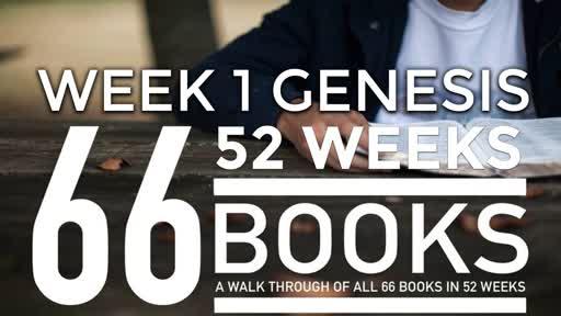 66/52 - Week 1 Genesis