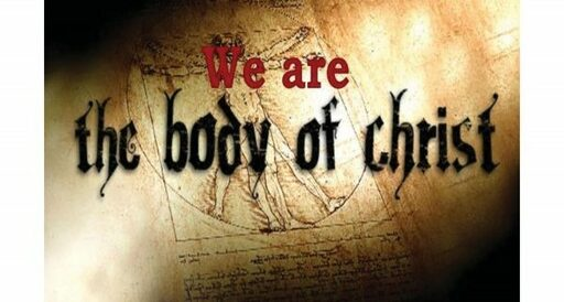 12/29/2019 - The Body of Christ