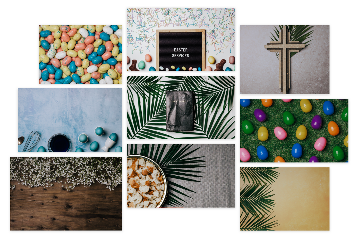 Free Easter stock photos for churches from Faithlife Sites