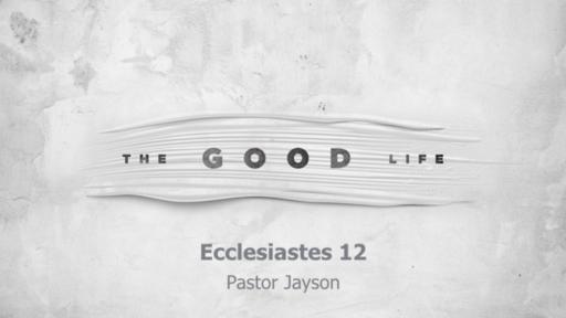 January 5th, 2020 - The Good Life
