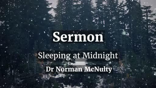 Sleeping at Midnight