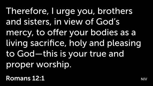 Sunday Service 12/01/2020
