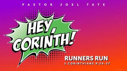 01/12/2020 Hey, Corinth! Runners Run