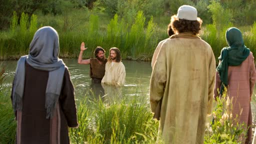 January 12, 2020 Baptism of Jesus