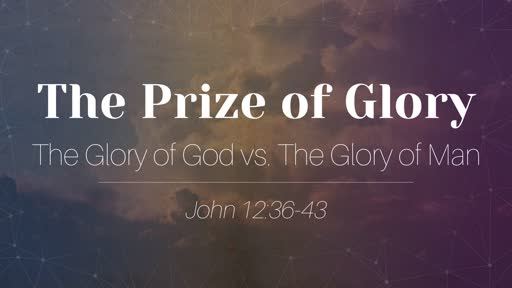 Jan. 12, 2020 - The Prize of Glory