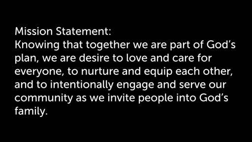 Unity in Love