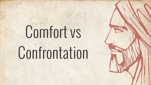 Portraits of Jesus - Discomfort