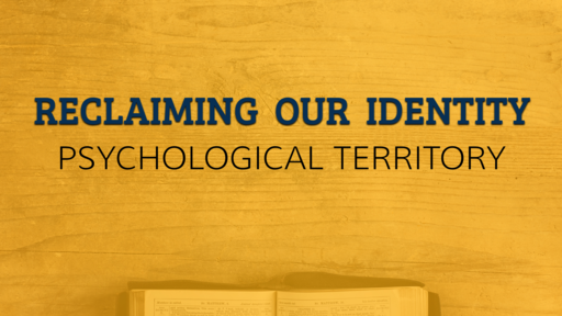 Reclaiming Our Identity