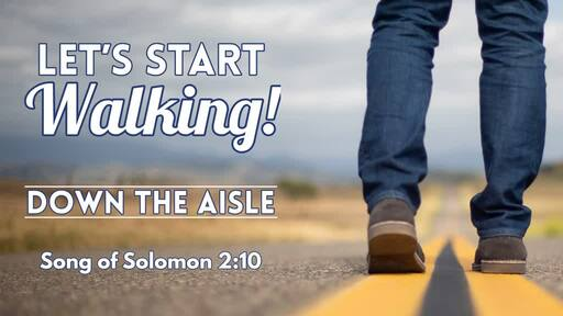 Let's Start Walking!