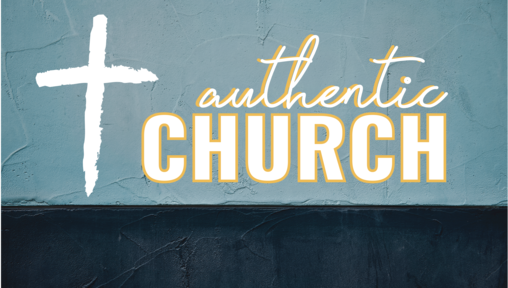 January 12,  2020   1 Thessalonians   Authentic Church