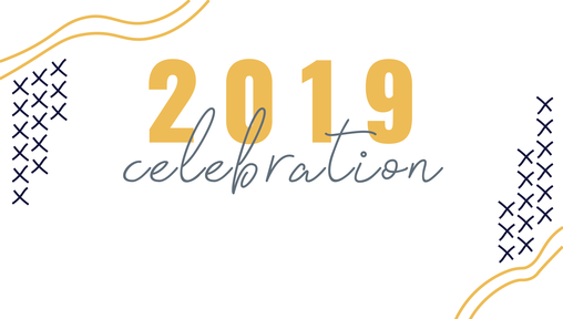 December 29, 2019 - Celebration Sunday