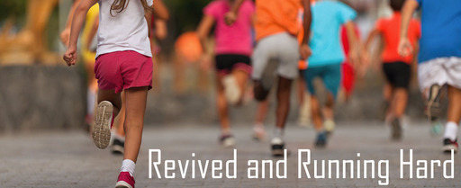 Revived and Running Hard III