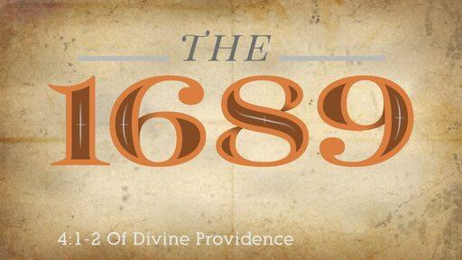 1689 Baptist Confession Of Faith