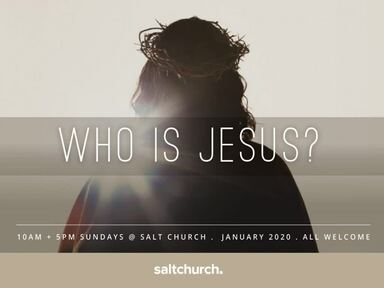 Who is Jesus? - The One Who Finds Me