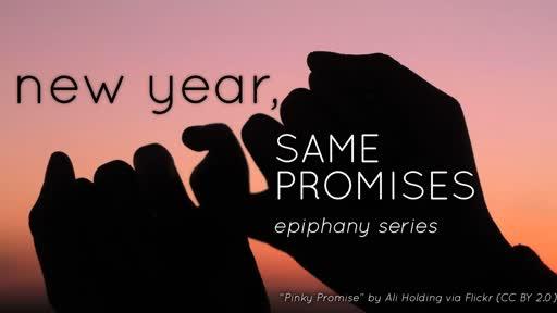 God's Promise of Ministry - Ps. 27:1,4-9; Matt. 4:12-23